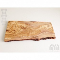 Cutting board rustic 43 cm